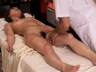 Oratorical asian getting her prudish box fingered