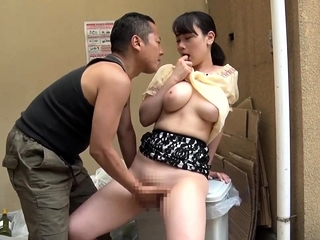 Take charge Japanese uses her heavy confidential