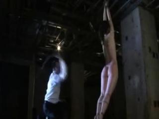 Japanese affianced slut gets spanked