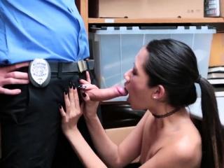 Cock police plus academy homemade sex Habitual Theft