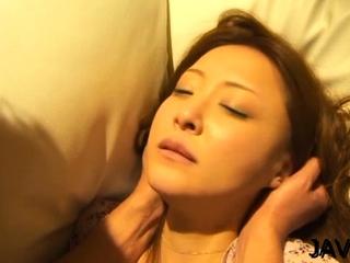 Adorable mature Manami Suzuki fucked and licked