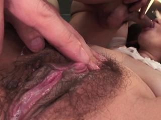 Japanese plumper, Emi Masaki likes mmf, uncensored